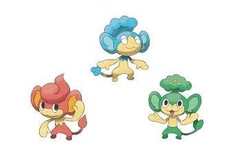 Element Monkeys!