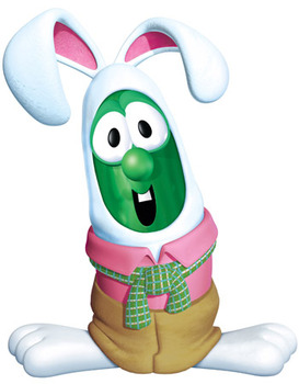 Easter Larry