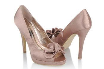Ruffle open toe heels, $27, Forever21.com