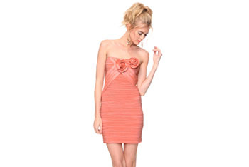 Pleated party dress, $32.80, Forever21.com