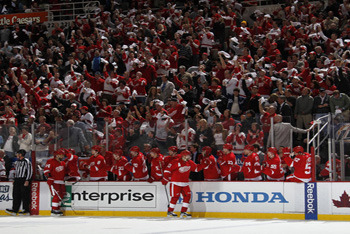 Red Wings are the team to beat