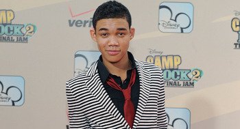Roshon performed songs for the Camp Rock soundtracks