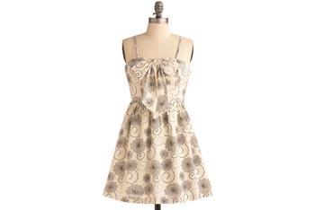 Feeling Social Dress, $47, Modcloth.com
