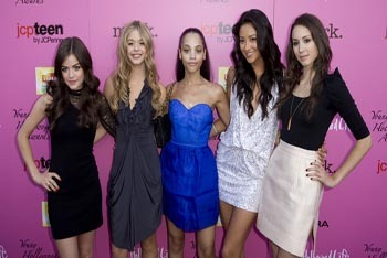 Pretty Little Liars: Find Your Perfect Spring Dress!