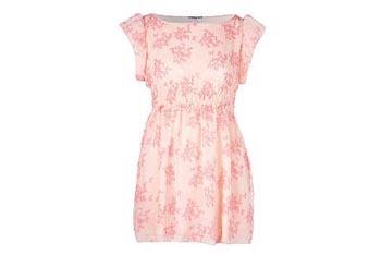 Pink dress, $25, NewLook.com