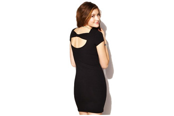 Back bow dress, $24, Garage Clothing