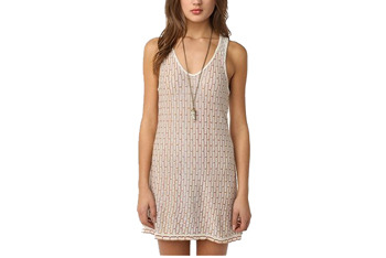 Sleeveless sweater dress, $54, UrbanOutfitters.com
