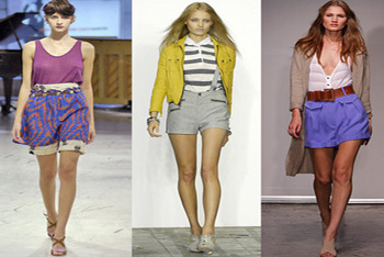 How to Dress Up Your Shorts