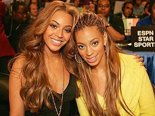 It Runs in the Family: Both Knowles sisters are musically talented