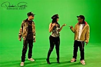 Young Money Magic:Tyga, Nicki Minaj and Lil Wayne