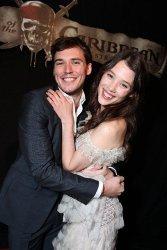 Sam and Astrid - Courtesy of Disney