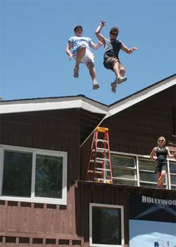 Hollywood Stunt Camp