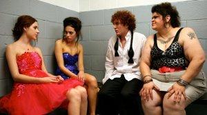 Worst Prom Ever Jail Scene