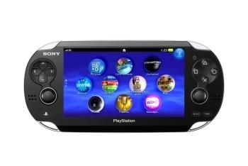 PS Vita front