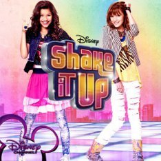 Zendaya and Bella are a dancing team on their way to fame in Shake it Up