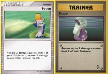 TCG: Potion