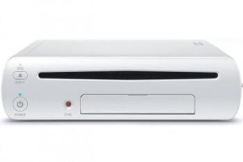 Nintendo Wii U home console