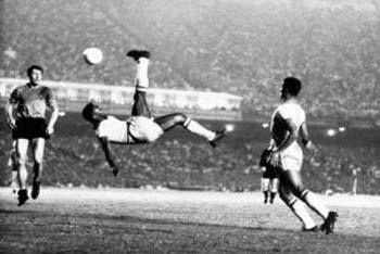Courtesy of the History of Soccer