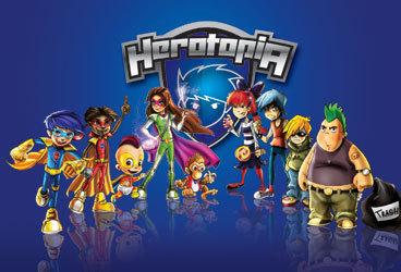 Herotopia Characters