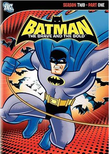 Batman the Brave and the Bold: Season Two Part One