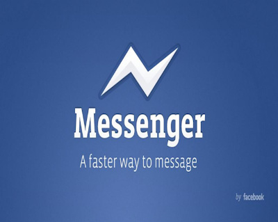 Chat with friends on Facebook Messenger