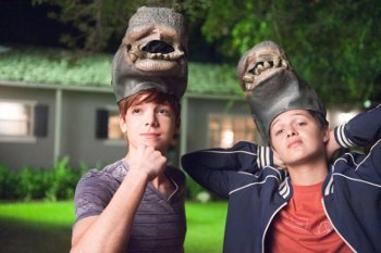 Lucas and Corey (played by Cameron Monaghan) are inseparable friends