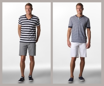 Guys Nautical Style