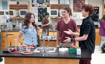 Danielle, Nolan and Cameron