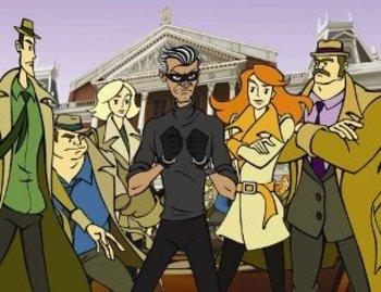Scotland Yard Characters