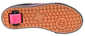 Heelys Bottom View