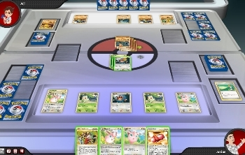 Pokémon TCGO Battle