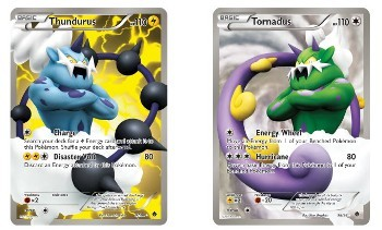 Full Art Thundurus and Tornadus
