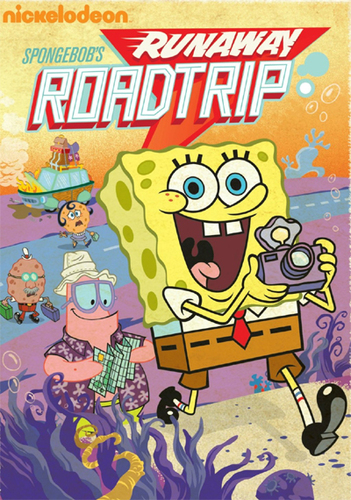 SpongeBob SquarePants: Runaway Roadtrip