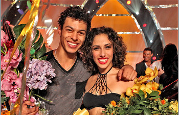 Chehon Wespi-Tschopp and Eliana Girard are the winners of Season 9 of SYTYCD.