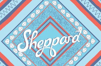 Sheppard released a self-titled EP at the end of August