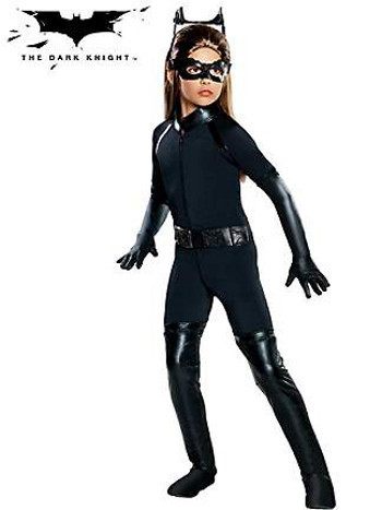 Superheroine or supervillan, Catwoman is a great choice