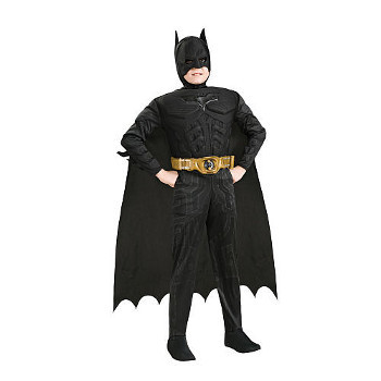 Broody Batman is back in style