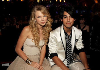 Taylor Swift and Joe Jonas met in 2008