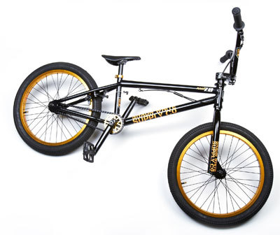 Shaun White Supply Co. AMP 7.0 BMX BIKE: $699.99