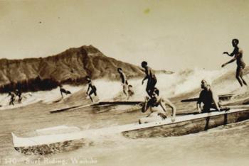 Polynesian Surfing