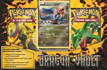 Pokémon TCG: Dragon Vault