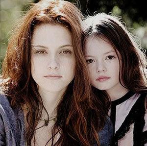 Mackenzie with Kristen