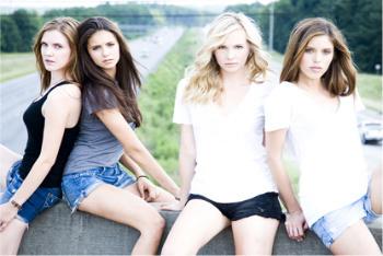 The Vampire Diaries: The Girls