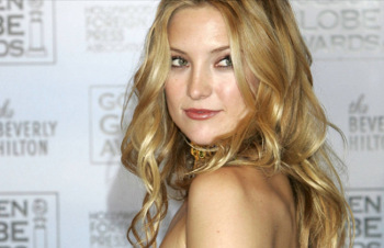 Kate Hudson is tempestuous dance instructor Cassandra July on Glee