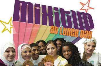 Mix it Up at Lunch Day was started by Teaching Tolerance