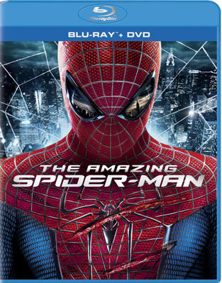 The Amazing Spider-Man cover art
