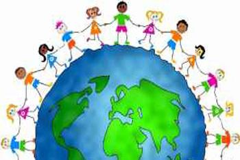 Hands Across the Globe