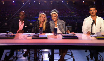 The judges saw many singers trip up due to nerves.