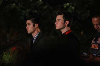 Kurt and Blaine deal with distance and infidelity