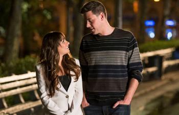 Rachel and Finn reconnect, but not for long